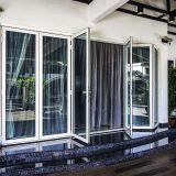 Aluminium is the symbolic material of contemporary architecture.