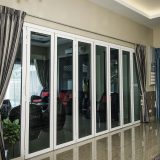 Aluminium doors can be made wider and taller.