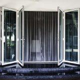 Aluminium doors retain their performance and aesthetics throughout their lifetime.