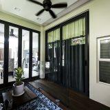 Aluminium doors boast hassle-free maintenance.